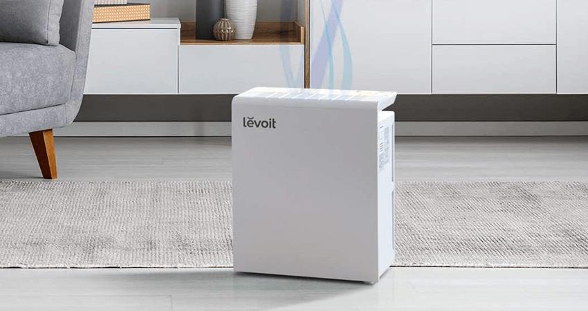 levoit air purifier reviews
