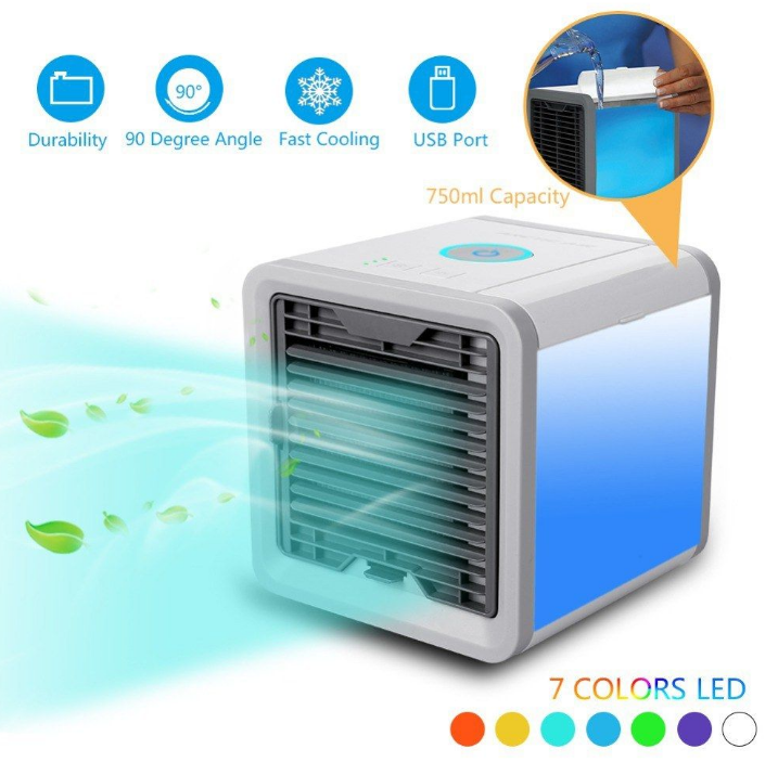 What are the standout features of CoolAir