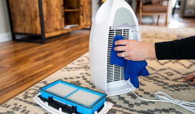 Air Purifier Clean