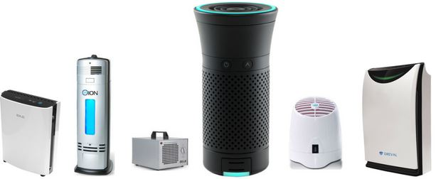 Bad Smell from an Air Purifier