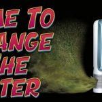 When to Change the Air purifier Filter