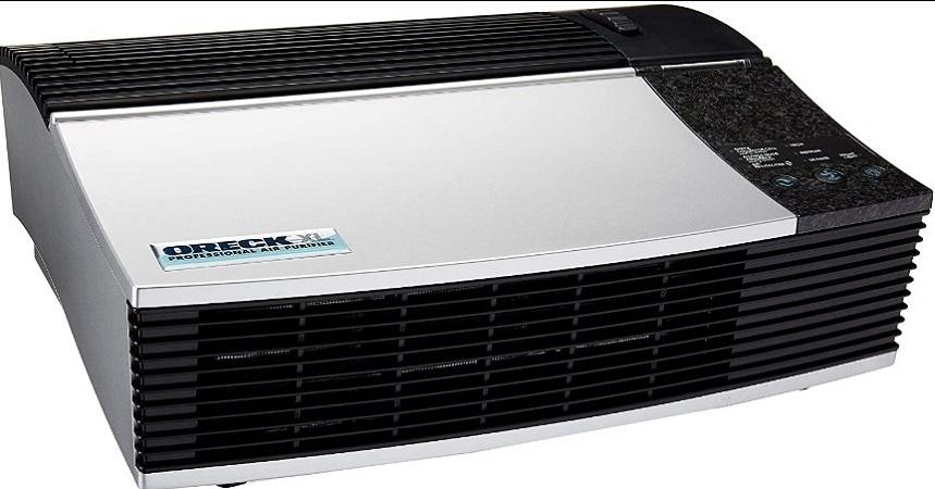 About Oreck XL Air Purifier